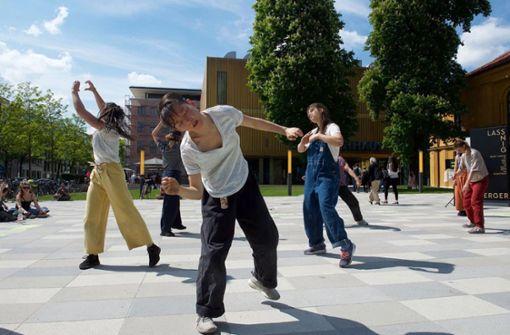 Wie gestreamter Tanz für Staunen sorgt