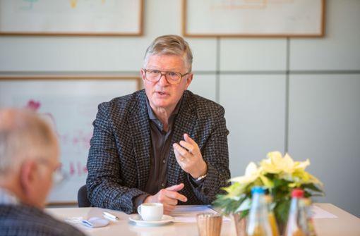 Esslinger Kreischef  lobt das Corona-Krisenmanagement