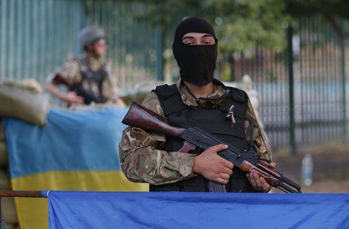 """EU verurteilt """"eklatante Verletzung"""" von Waffenruhe"""