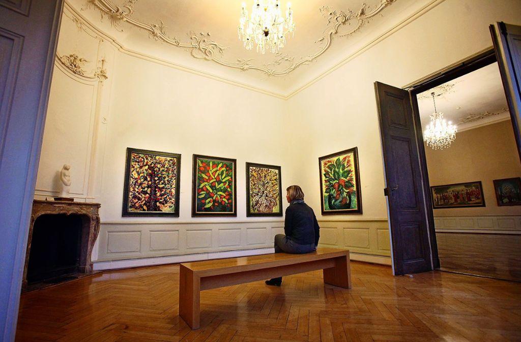 Nach 24 Jahren verlässt die Sammlung Zander  Bönnigheim. Foto: factum/Ramona Theiss