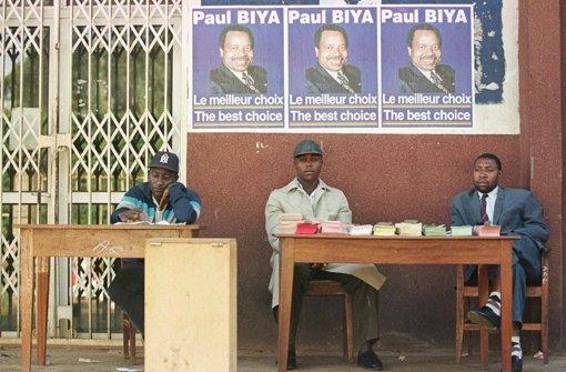 Negativschlagzeilen gibt es in Kamerun um einen Millionenauftrag für ein System zur biometrischen Wählererfassung an  eine deutsche Firma. Foto: StZ