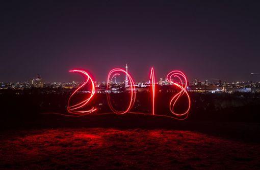 Wissen Sie, was im neuen Jahr ansteht?
