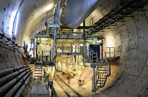 So wird Stuttgart 21 auf den Fildern gebaut