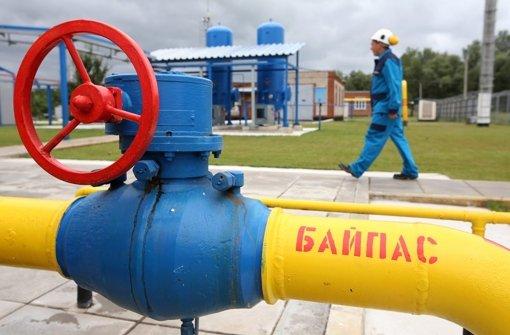 Ukraine begleicht Teil der Schulden