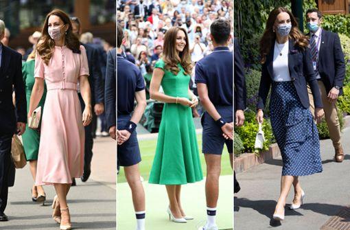 Was man von Herzogin Kates Outfits lernen kann
