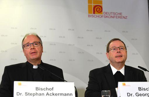 Bischöfe enttäuschen Missbrauchsopfer