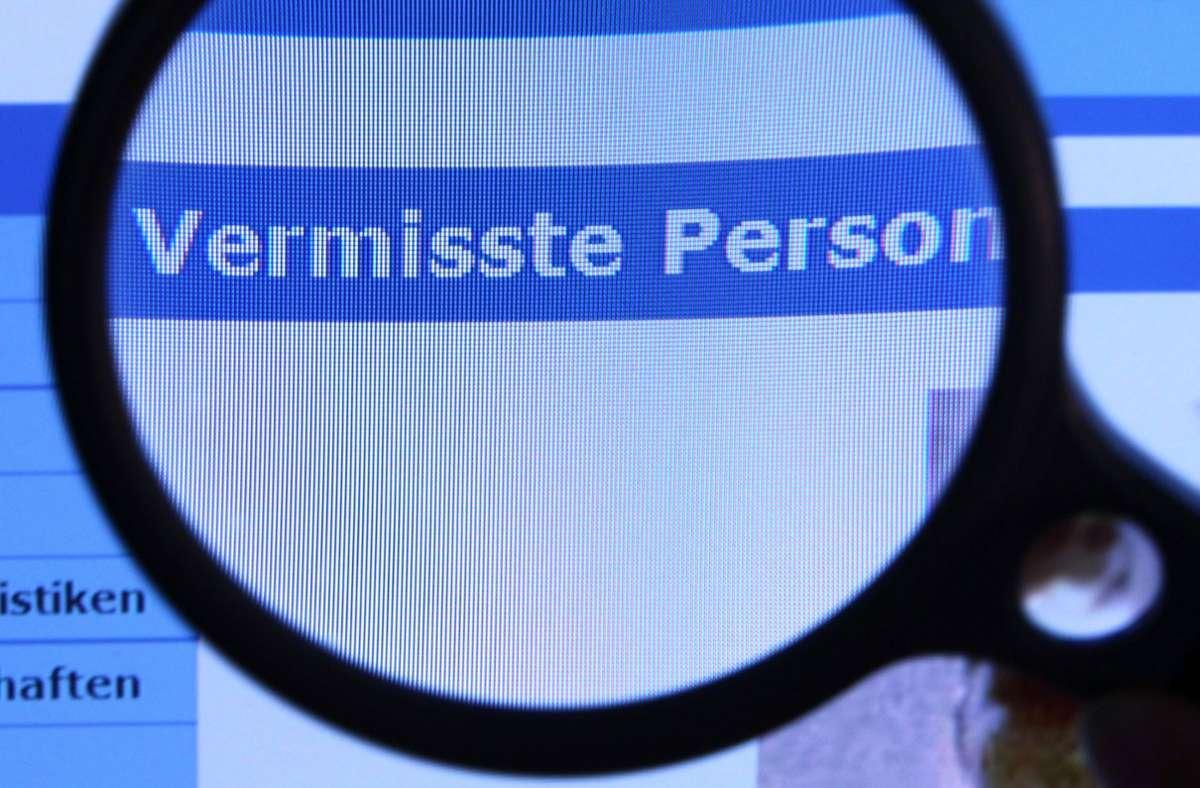 Ein 81-Jähriger wurde am Mittwochabend als vermisst gemeldet. Foto: dpa/Jens Büttner