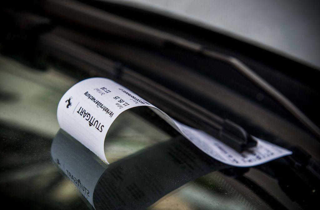 Nur 0,5 bis 0,7 Prozent der Verwarnungen muss die Stadt zurücknehmen. Foto: Lichtgut/Max Kovalenko