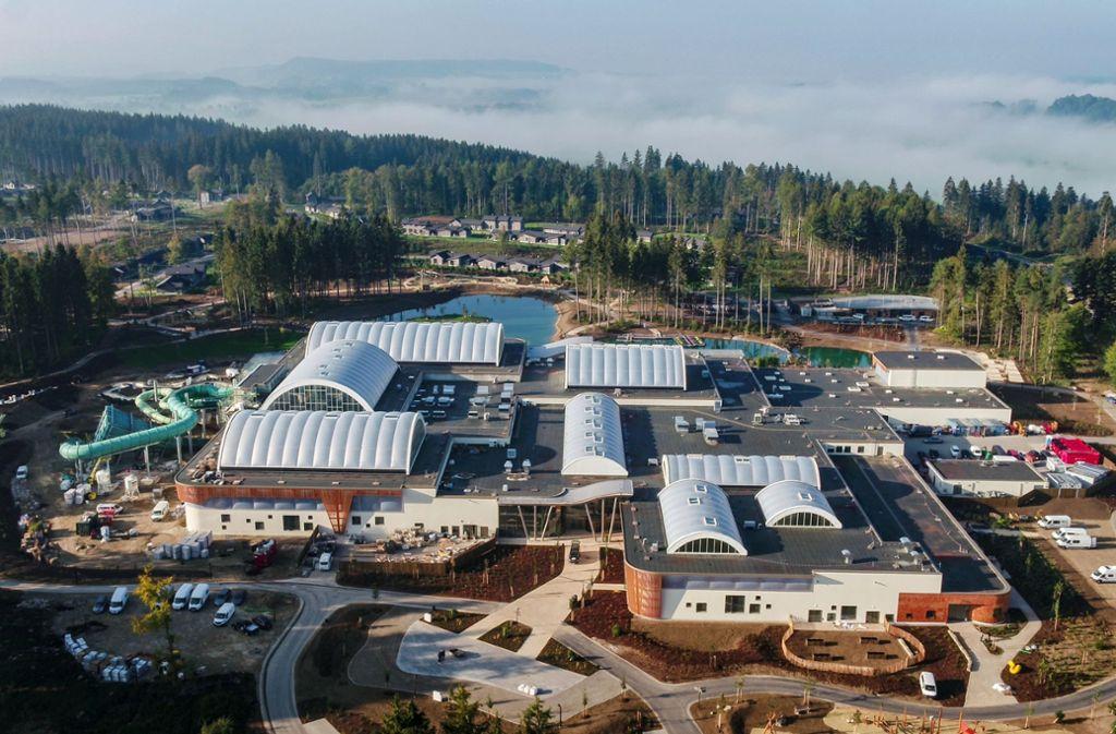 Besucher hatten sich über Baumängel der neuen Anlage in Leutkirch beschwert. Foto: dpa