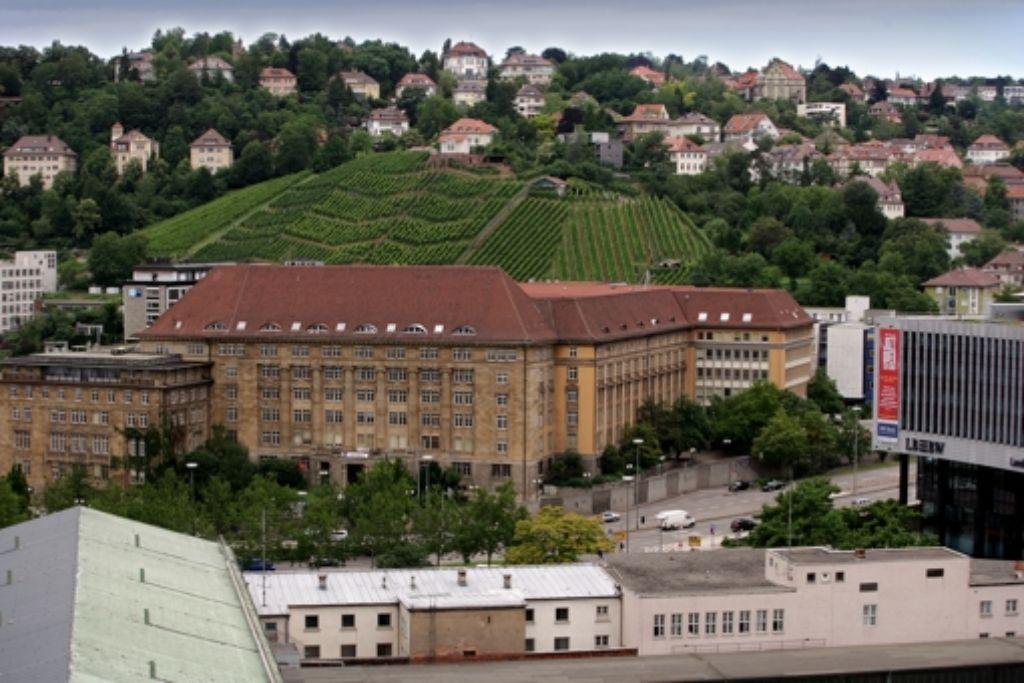Stuttgarter Architekten und Stadtplaner lehnen einen Abriss ab. Foto: Steinert