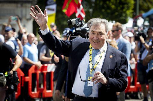 Eddy Merckx  – der Kannibale wird 75