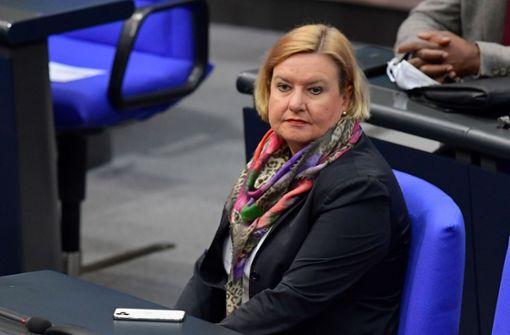 Bundestag wählt SPD-Politikerin zur Wehrbeauftragten