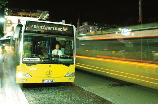 Die Stuttgartnacht findet statt