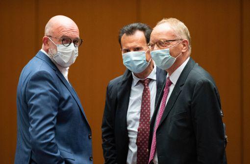 750000 Euro  – zu viel Geld für Bernd Osterloh?