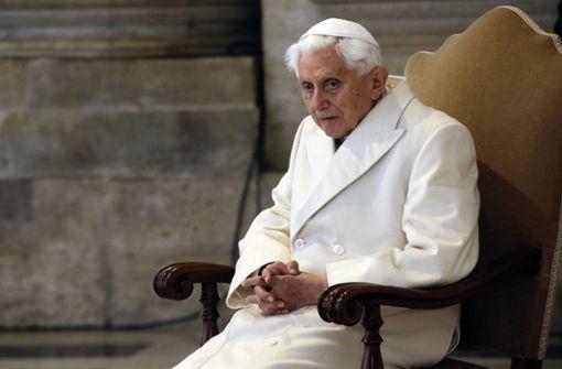 Vatikan: Krankheit kein Anlass zu besonderer Sorge