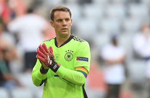 Manuel Neuer trägt Regenbogenbinde auch gegen Ungarn