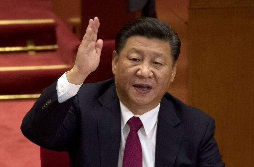 Kommunisten bauen Macht von Xi Jinping aus