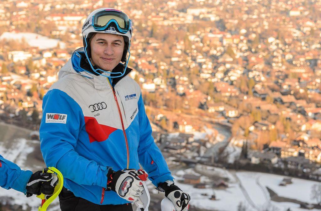 Der deutsche Skirennfahrer Max Burkhart ist ums Leben gekommen. Foto: PaulFoto
