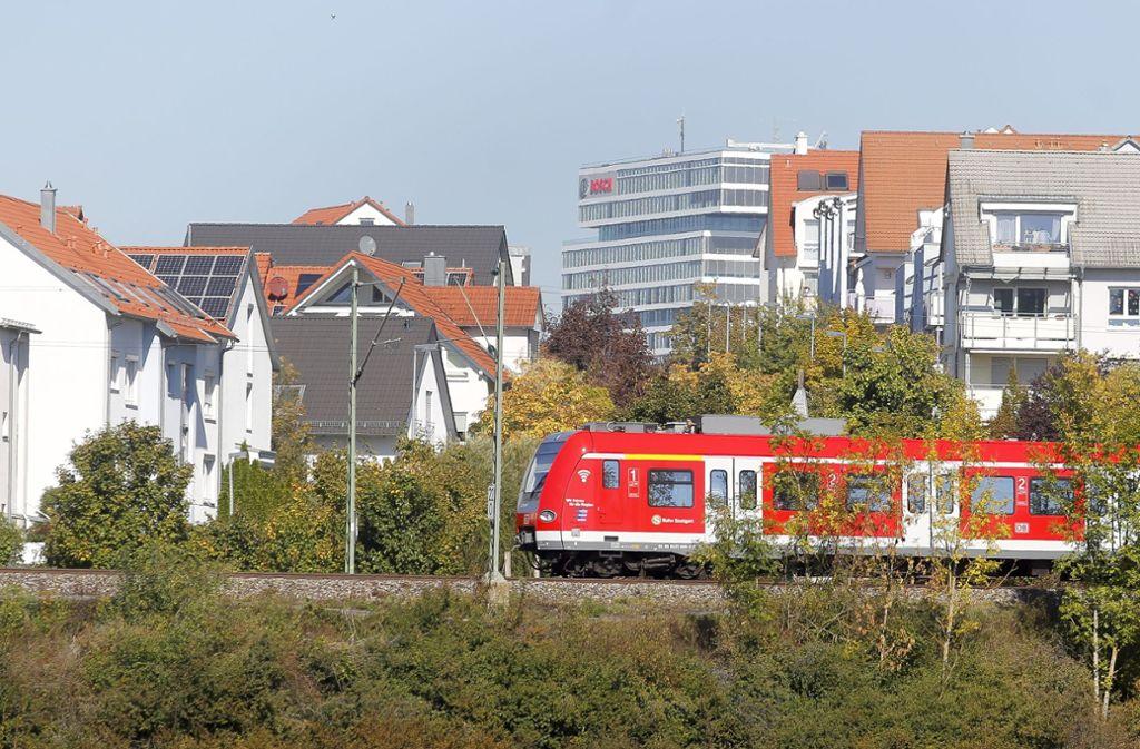Die FDP im Renninger Gemeinderat will gegen die Hesse-Bahn klagen. Foto: factum/