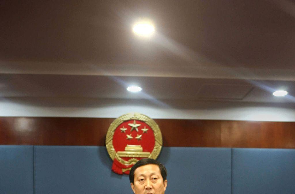 Rechtsprechung in China – da ist vieles anders als in Deutschland Foto: AFP, dpa
