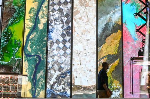 Eröffnung mit sechs Ausstellungen