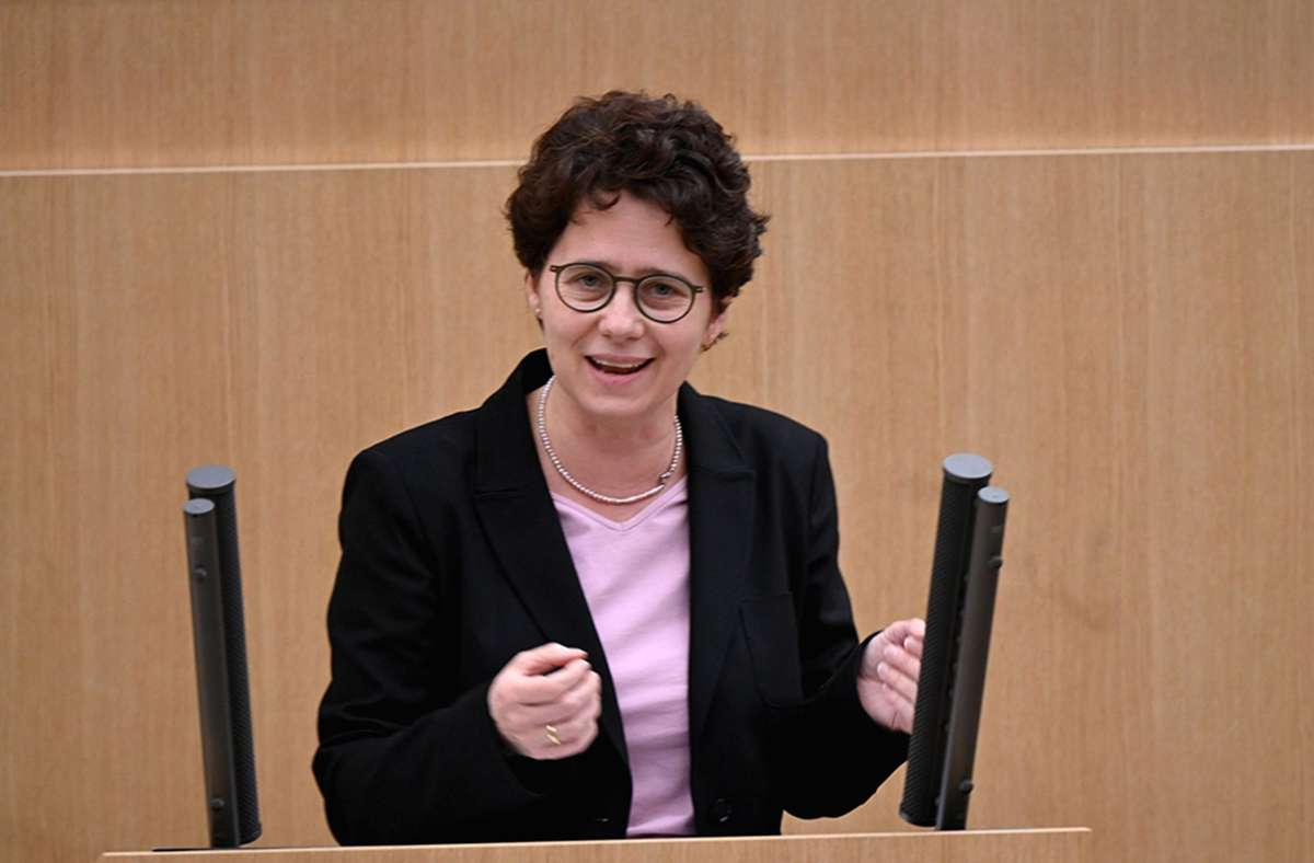Marion Gentges kommt aus dem Wahlkreis Lahr. Foto: CDU-Fraktion im Landtag von Baden-Württemberg