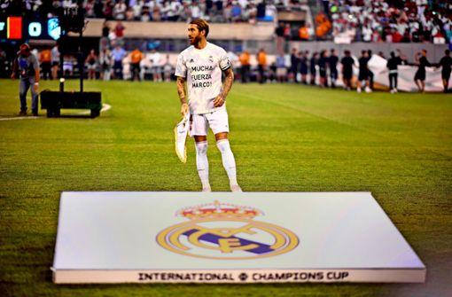 Real Madrid erlebt Schiffbruch statt Umbruch