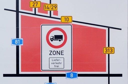 Neue Pläne für Lkw-Verbot provozieren  dicke Luft