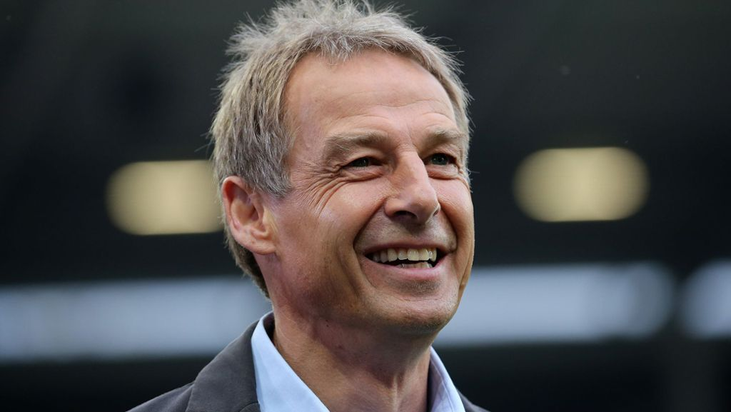 Ist der VfB Stuttgart ein Fall für Jürgen Klinsmann?