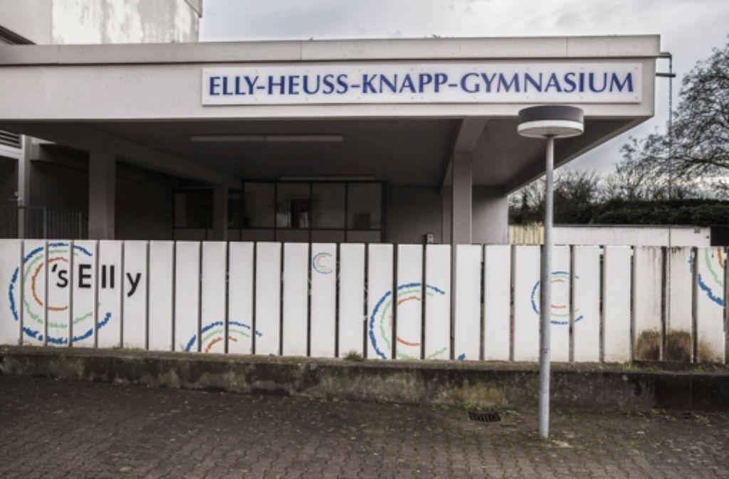 Am Elly-Heuss-Knapp-Gymnasium startet eine neue Vortragsreihe. Foto: Archiv Achim Zweygarth