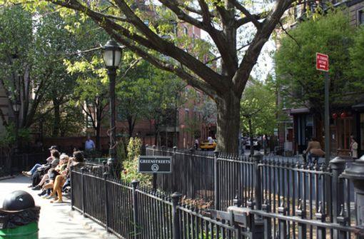 Peinliche Plage in New Yorker Nobelviertel
