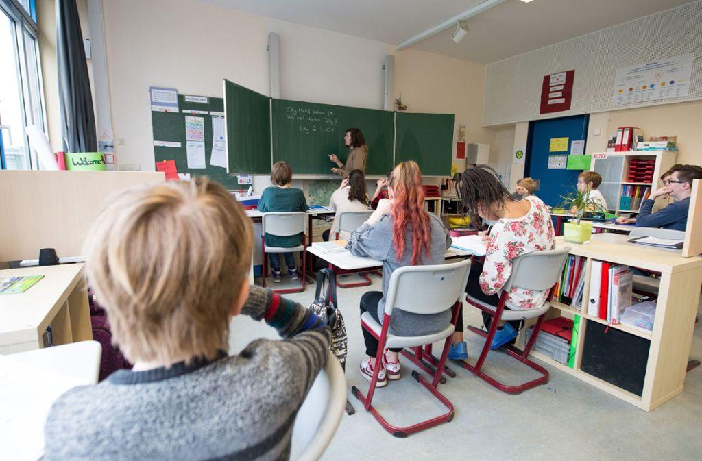 In einer Gemeinschaftsschule kommt es vor allem auf heterogene Schülerschaft an. Foto: dpa