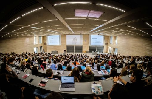 Darum dürfen einige Studenten die Prüfung wiederholen