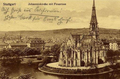 Historische Grüße aus Stuttgart