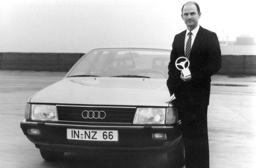 Der Volkswagen-Übervater tritt ab