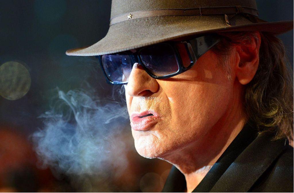Mit 73 Jahren noch so wild wie eh und je: Udo Lindenberg. Foto: Glomex/Promi News by Bit Projects
