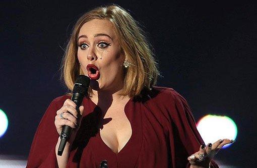 Adele als beste britische Musikerin geehrt