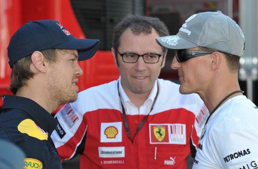 Stefano Domenicali soll Formel-1-Chef werden