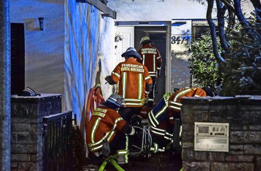 Vierköpfige Familie nach Brand obdachlos