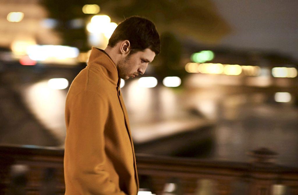 """In """"Synonymes"""" irrlichtert ein Israeli (Tom Mercier) durch Paris – dafür gab's den Goldenen Bären Foto: Berlinale"""