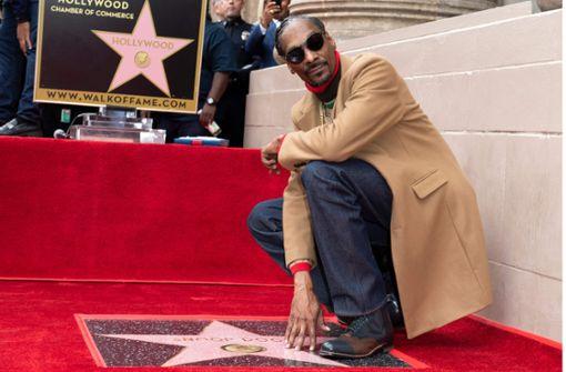 Snoop Dogg gratuliert sich selbst