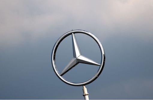 Mercedes-Absatz wieder deutlich angestiegen