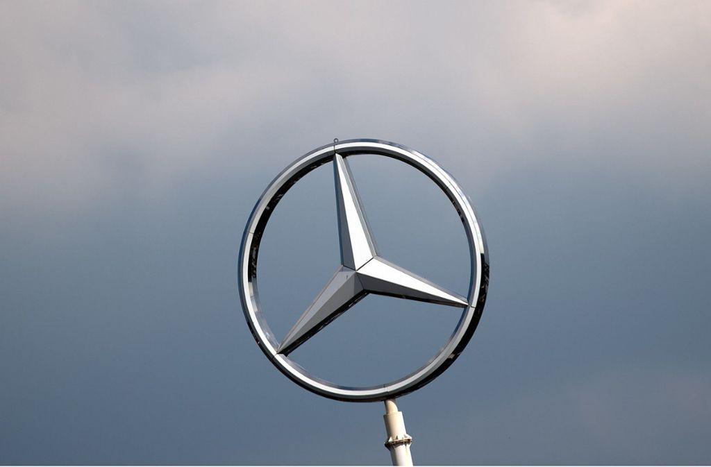 Mehr als 220000 Autos von Mercedes-Benz verkaufte Daimler im September. (Symbolbild) Foto: dpa/Federico Gambarini