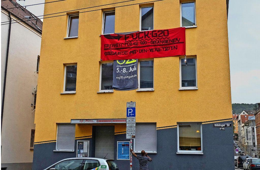 Für das Lilo-Herrmann-Haus in Stuttgart gilt: Nach der Kampagne ist vor der Kampagne. Foto: Lichtgut/Max Kovalenko