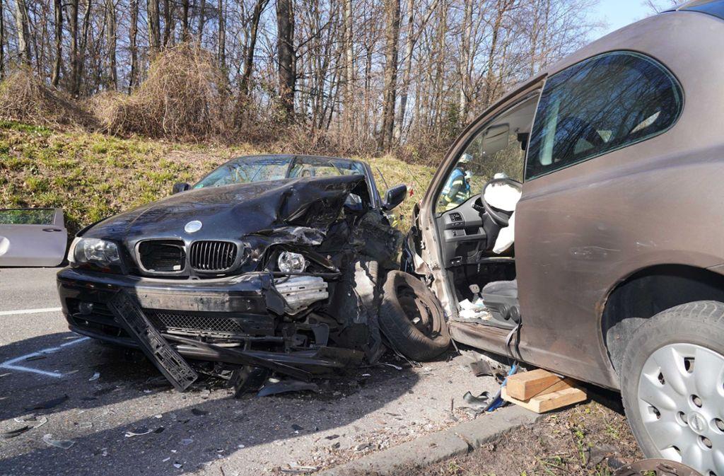 Eine 74-Jährige wurde bei dem Unfall schwer verletzt. Foto: Andreas Rosar/Fotoagentur-Stuttg