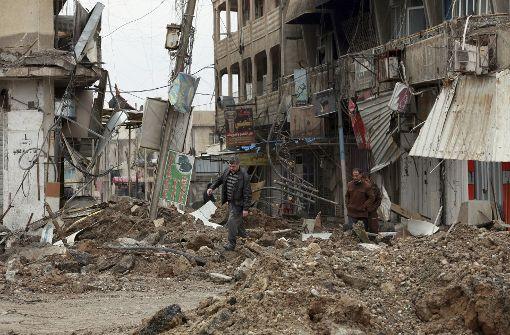 Irak startet Offensive auf West-Mossul