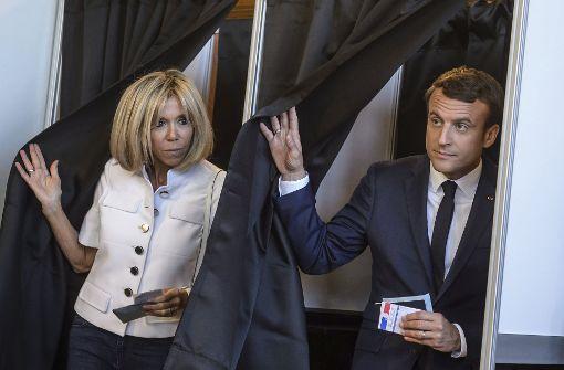 Alle Stimmen ausgezählt: Macron-Partei gewinnt erste Runde
