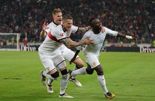 Matchwinner Akolo bleibt bescheiden