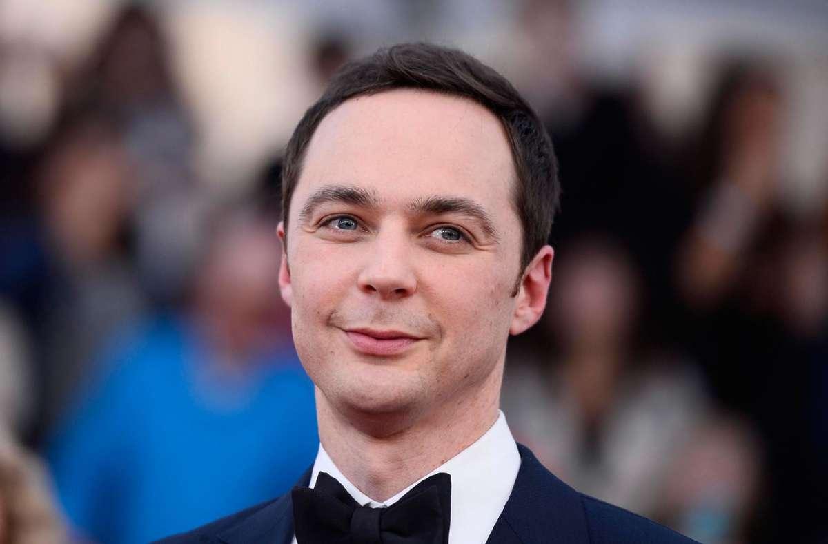 "Verdiente am Ende pro Folge eine Million Euro: ""Big Bang Theory""-Star Jim Parsons Foto: dpa/Paul Buck"