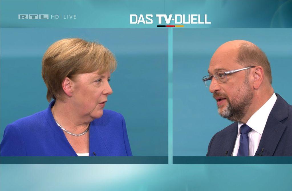 Unterschiede nur in Details: Angela Schulz und Martin Schulz waren sich oft einig. Foto: dpa
